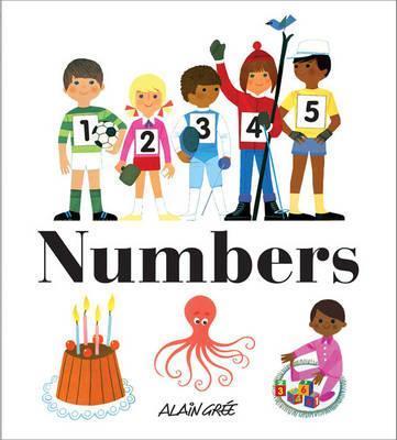 Numbers - Alain Gree
