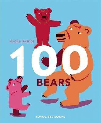 100 BEARS - Magali Bardos