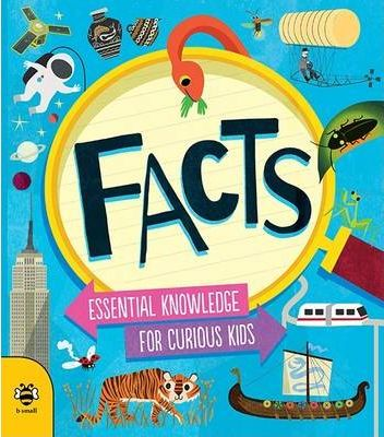 Facts: Essential Knowledge for Curious Kids - Susan Martineau