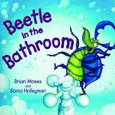 Beetle in the Bathroom - Brian Moses