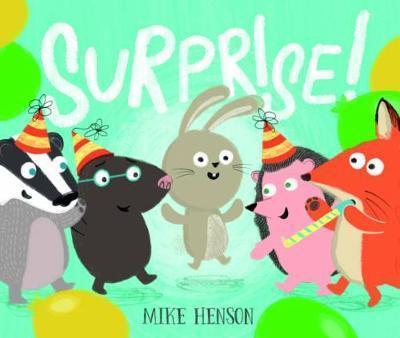 Surprise! - Mike Henson