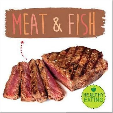 Meat and Fish - Gemma McMullen