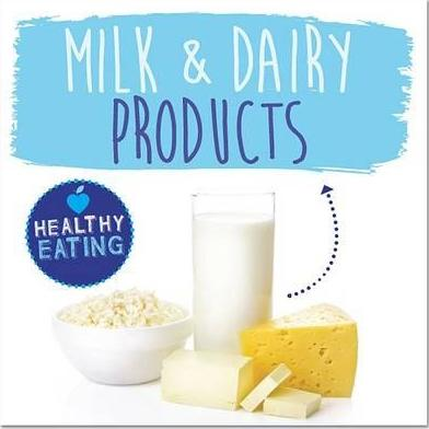 Milk and Dairy Products - Gemma McMullen