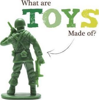 What are Toys Made of? - Joanna Brundle