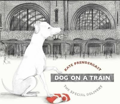 Dog On A Train - Kate Prendergast