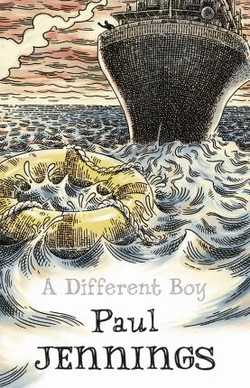 A Different Boy - Paul Jennings