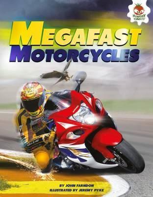 Mega Fast Superbikes - John Farndon