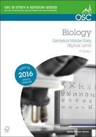 IB Biology Genetics Made Easy HL - Ashby Merson-Davies