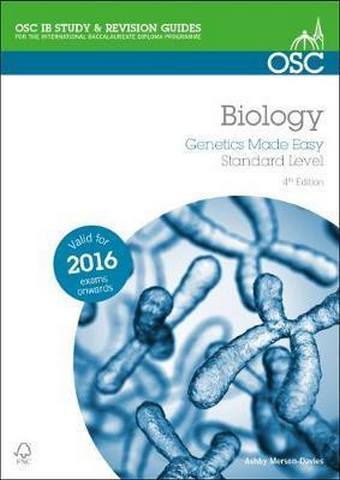 IB Biology Genetics Made Easy SL - Ashby Merson-Davies