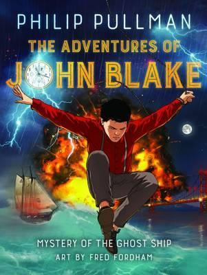 Adventures of John Blake - Philip Pullman