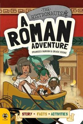 A Roman Adventure: Story Facts Activities - Frances Durkin