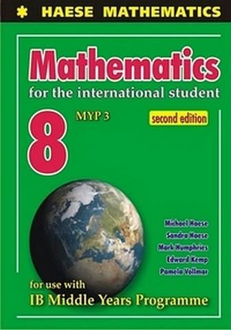 Mathematics IIB 8 MYP3 - Michael Haese