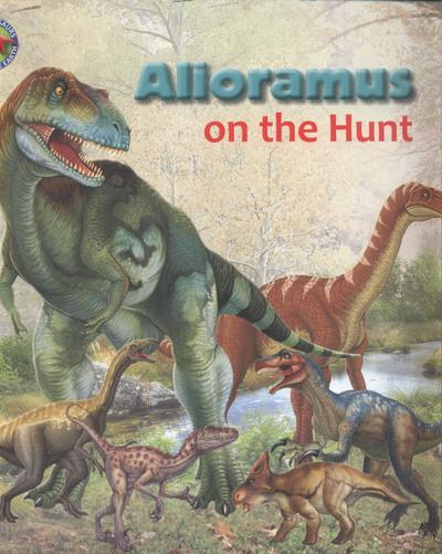 Alioramus on the Hunt - Scott Forbes