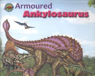 Armoured Ankylosaurus - Scott Forbes