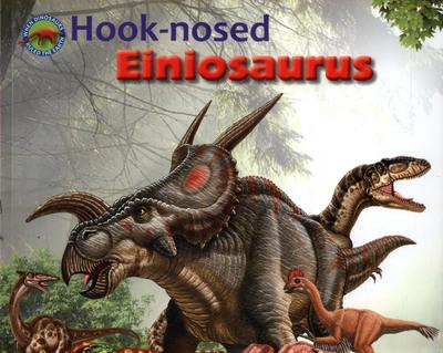 Hook-nosed Einiosaurus - Scott Forbes