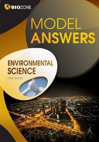 Environmental Science Model Answers - Tracey Greenwood