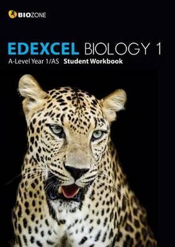 EDEXCEL Biology 1 A-Level 1/AS Student Workbook - Tracey Greenwood