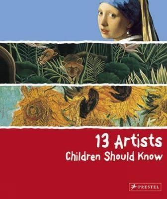13 Artists Children Should Know - Angela Wenzel
