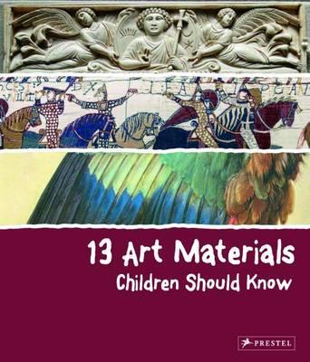 13 Art Materials Children Should Know - Narcisa Marchioro