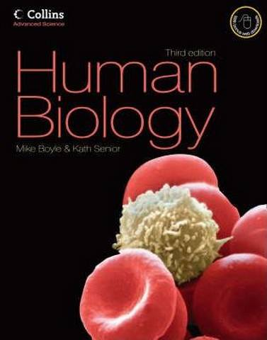Collins Advanced Science - Human Biology - Mike Boyle