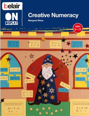 Belair On Display - Creative Numeracy - Margaret Share