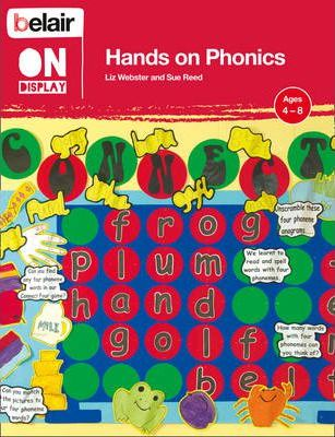 Belair On Display - Hands on Phonics - Liz Webster