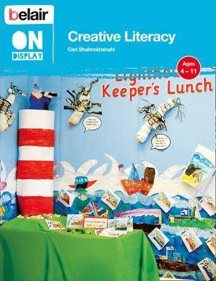 Belair On Display - Creative Literacy - Ceri Shahrokhshahi