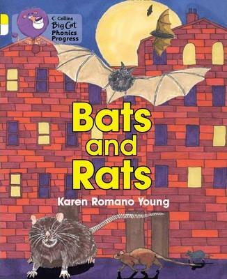 Bats and Rats: Band 03 Yellow/Band 10 White - Karen Romano Young