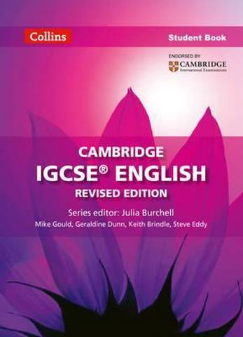 Cambridge IGCSE (TM) English Student's Book (Collins Cambridge IGCSE (TM)) - Geraldine Dunn