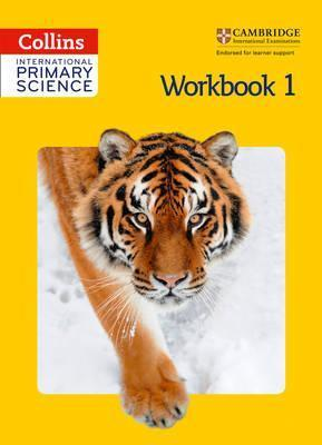 Collins International Primary Science - International Primary Science Workbook 1 - Phillipa Skillicorn