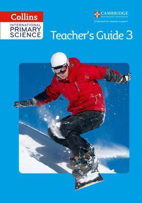 Collins International Primary Science - International Primary Science Teacher's Guide 3 - Fiona MacGregor