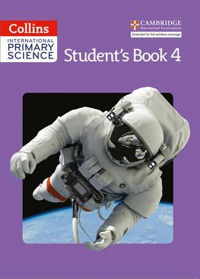 Collins International Primary Science - International Primary Science Student's Book 4 - Karen Morrison