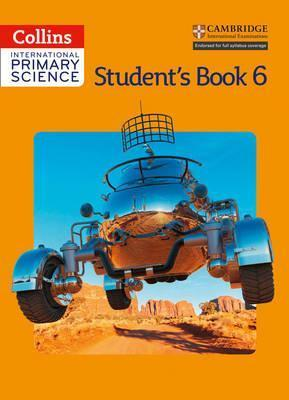 Collins International Primary Science - International Primary Science Student's Book 6 - Karen Morrison