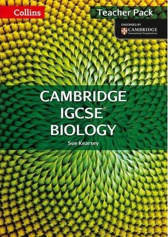 Cambridge IGCSE (TM) Biology Teacher's Pack (Collins Cambridge IGCSE (TM)) - Sue Kearsey