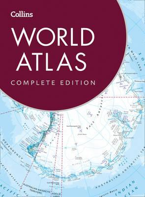 Collins World Atlas: Complete Edition - Collins Maps