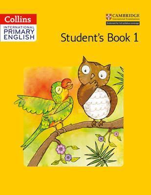 Collins Cambridge International Primary English - International Primary English Student's Book 1 - Joyce Vallar