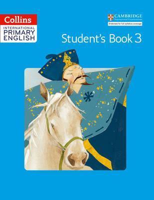 Collins Cambridge International Primary English - International Primary English Student's Book 3 - Daphne Paizee