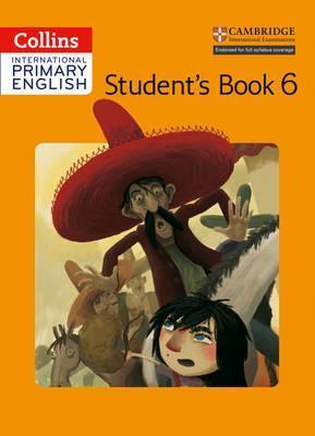 Collins Cambridge International Primary English - International Primary English Student's Book 6 - Jennifer Martin