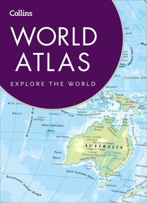 Collins World Atlas: Paperback Edition - Collins Maps