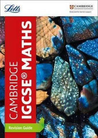 Cambridge IGCSE (TM) Maths Revision Guide (Letts Cambridge IGCSE (TM) Revision) - Letts Cambridge IGCSE