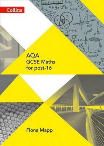 AQA GCSE Maths for post-16 (GCSE for post-16) - Fiona Mapp