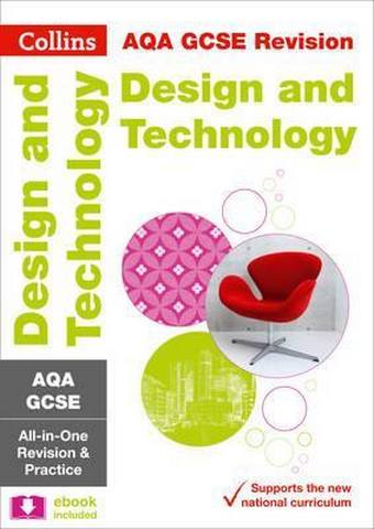 AQA GCSE 9-1 Design & Technology All-in-One Revision and Practice (Collins GCSE 9-1 Revision) - Collins GCSE