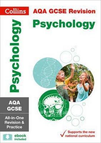 GCSE Psychology Grade 9-1 AQA Practice and Revision Guide with free online Q&A flashcard download (Collins GCSE 9-1 Revision) - Collins GCSE