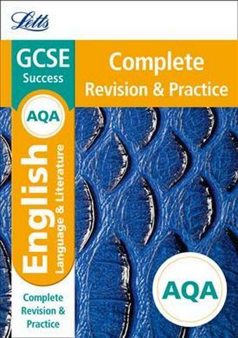 AQA GCSE 9-1 English Language and English Literature Complete Revision & Practice (Letts GCSE 9-1 Revision Success) - Letts GCSE
