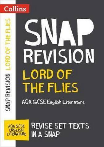 Lord of the Flies: New Grade 9-1 GCSE English Literature AQA Text Guide (Collins GCSE 9-1 Snap Revision) - Collins GCSE
