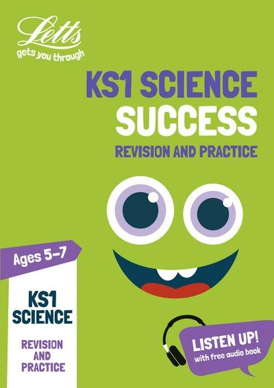Letts KS1 Revision Success - New Curriculum - KS1 Science Revision and Practice - Letts KS1