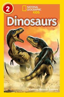 Dinosaurs: Level 2 (National Geographic Readers) - Kathy Weidner Zoehfeld