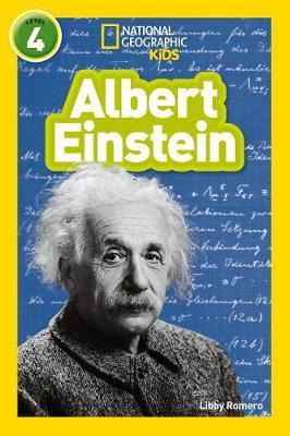 Albert Einstein: Level 4 (National Geographic Readers) - Libby Romero