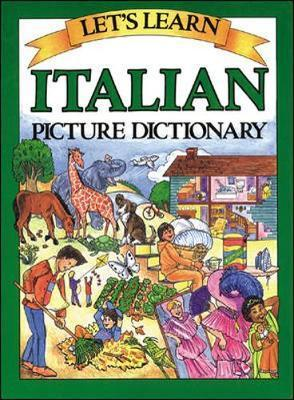 Let's Learn Italian Picture Dictionary - Marlene Goodman