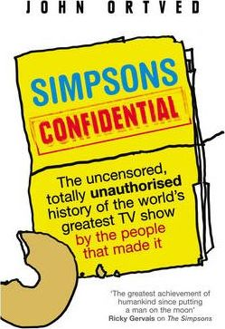 Simpsons Confidential: The uncensored